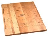 Catskill Craftsmen Wood Pastry Board with Baking Graphics