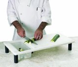 ERGOPLAN CUTTING BOARD WITH CATCHER [Matfer Bourgeat]
